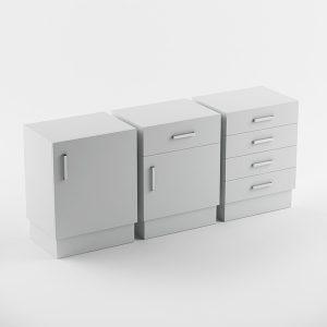 Set cabinets Plinth